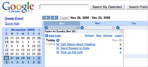 Stuff The Monkey Says Add Your Tasks To Google Calendar